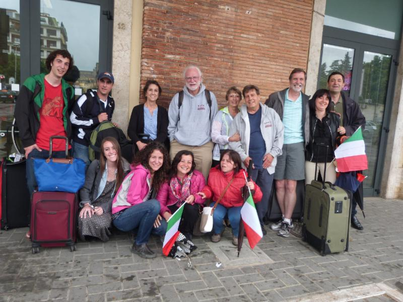 Welcome American Bianchi Family in Italy - 22th - 27th May 2015